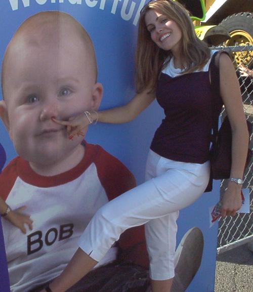 Baby Bob Friend