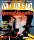 Russ on WIRED cover